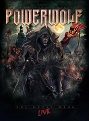 Powerwolf- The Metal Mass Live [blu-Ray] [region Free] | Blu-ray/CD