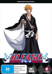 Bleach Shinigami - Collection 1 - Eps 1-41