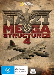 National Geographic - Nazi Megastructures 4 | DVD