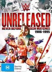 WWE - Unreleased - 1986-1995 | DVD