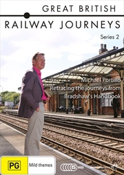 Great British Railway Journeys - Series 2 | DVD