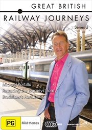 Great British Railway Journeys - Series 3 | DVD