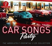 Car Songs Party | CD