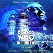 Doctor Who: The Daleks | CD
