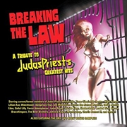 Breaking The Law: A Tribute To | CD
