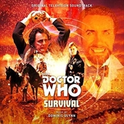 Doctor Who: Survival | CD