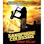 Saxophone Colossus | Blu-ray
