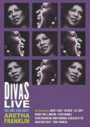 Divas Live   DVD