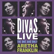 Divas Live   CD