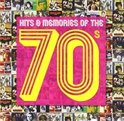 Hits And Memories Of The 70's | CD