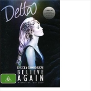 Believe Again Live Tour | DVD