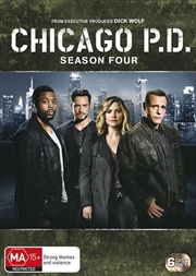 Chicago P.D. - Season 4 | DVD