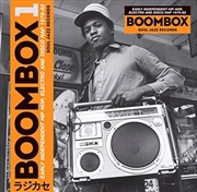 Boombox- Early Independent Hip Hop, Electro And Disco Rap 1979-82 | CD