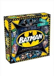 DC Comics Batman Road Trip Board Game | Merchandise