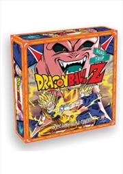 Dragon Ball Z Road Trip Board Game | Merchandise
