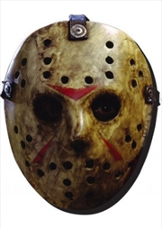 Friday The 13th Mask Chunky Magnet