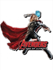 Marvel Avengers Age of Ultron Thor Chunky Magnet