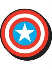 Marvel Captain America Shield Chunky Magnet | Merchandise