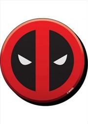 Marvel Deadpool Mask Chunky Magnet