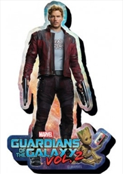 Marvel Guardians of the Galaxy 2 Star-Lord Chunky Magnet | Merchandise