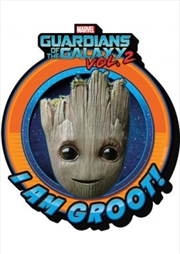 Marvel Guardians of the Galaxy 2 Baby Groot Chunky Magnet