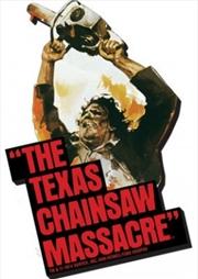 Texas Chainsaw Massacre Chunky Magnet
