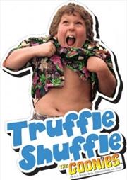 The Goonies Truffle Shuffle Chunky Magnet