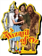 The Wizard Of Oz Cast Chunky Magnet