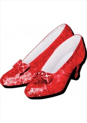 The Wizard Of Oz Shoes Chunky Magnet