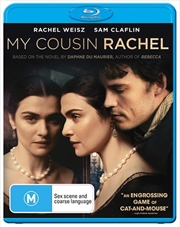My Cousin Rachel | Blu-ray