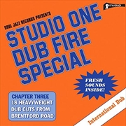 Studio One Dub Fire Special | CD