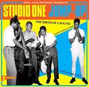 Studio One Jump Up - The Birth Of A Sound- Jump-Up Jamaican Randb, Jazz And Early Ska | Vinyl