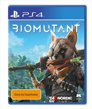 Biomutant | PlayStation 4