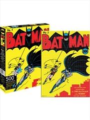 Batman No 1 Jigsaw Puzzle 500 pieces