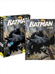 DC Comics Batman No.700 Comic Cover 500pc Puzzle