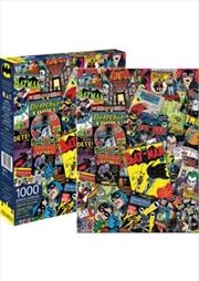 Batman Collage Puzzle 1000 pieces