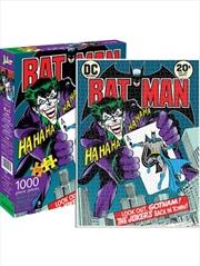 DC Comics The Joker 1000 pieces | Merchandise