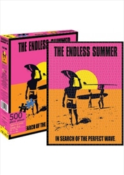 The Endless Summer Puzzle 600 pieces