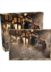 Fantastic Beasts & Where To Find Them 1000 pieces Puzzle | Merchandise