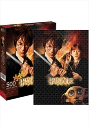 Harry Potter & The Chamber Of Secrets Puzzle 500 pieces