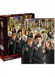 Harry Potter Collage 1000 Piece Puzzle | Merchandise