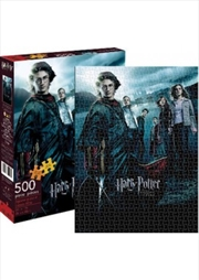 Harry Potter & The Goblet Of Fire Puzzle 500 pieces