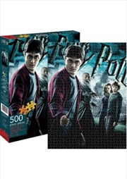 Harry Potter & The Half Blood Prince Puzzle 500 pieces