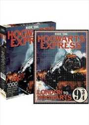 Harry Potter – Hogwart's Express 1000pc Puzzle