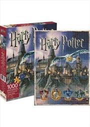 Harry Potter Hogwarts Puzzle 1000 pieces
