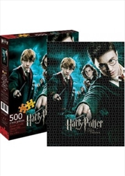 Harry Potter & The Order Of The Phoenix Puzzle 500 pieces