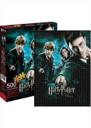 Harry Potter & The Order Of The Phoenix Puzzle 500 pieces | Merchandise