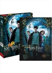 Harry Potter & The Prisoner Of Azkaban Puzzle 500 pieces