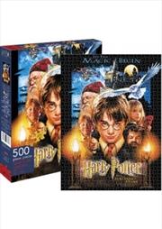Harry Potter & The Philosopher's Stone Puzzle 500 pieces