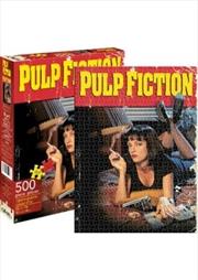 Pulp Fiction Puzzle 500 pieces
